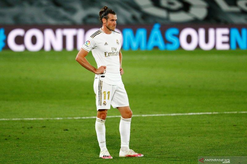 Ini alasan Zidane tak bawa Bale untuk hadapi City