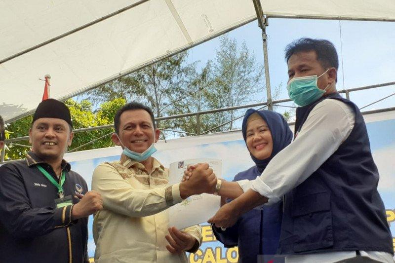 DPP NasDem usung Ansar-Marlin di Pilgub  Kepri