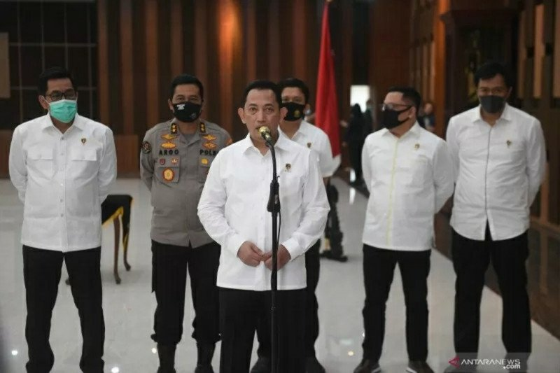 Kabareskrim: tiga jenderal dicopot bukti Polri tak pandang bulu