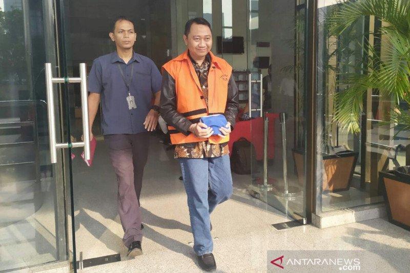 KPK eksekusi mantan Bupati  Lampung Utara  ke Rutan Bandarlampung