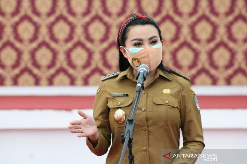 Pemkab Landak gandeng Bank Kalbar terapkan SP2D online
