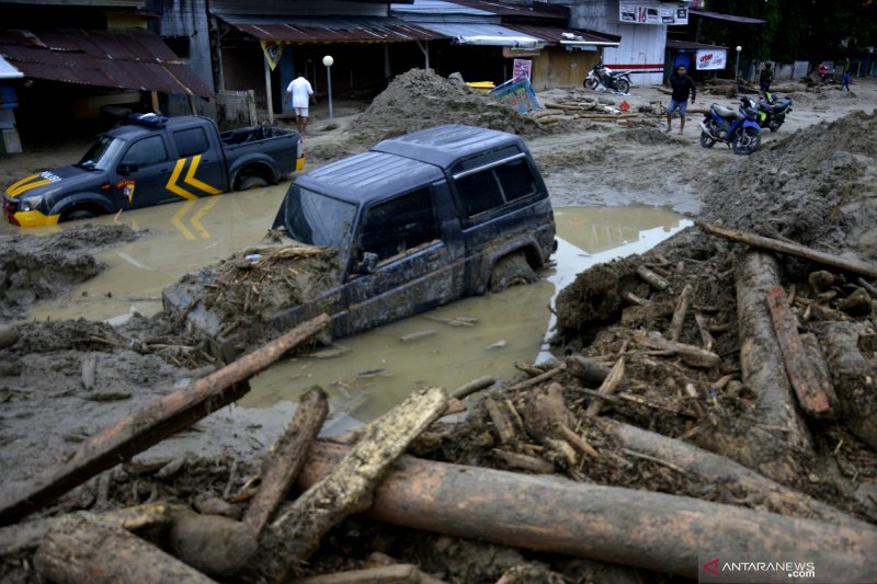 BMKG sebut banjir bandang Luwu Utara tidak terkait gempa