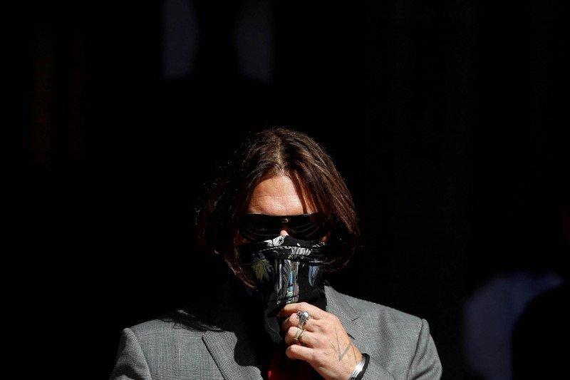 Pengacara sebut Johnny Depp adalah misoginis kasar