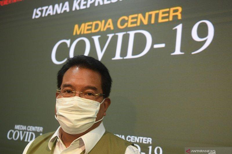 Satgas COVID-19 minta pemda perhatikan kenaikan kabupaten zona merah termasuk Buton