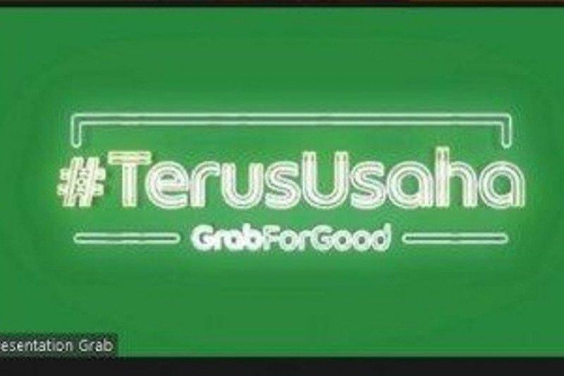 Grab meluncurkan program #TerusUsaha di Yogyakarta