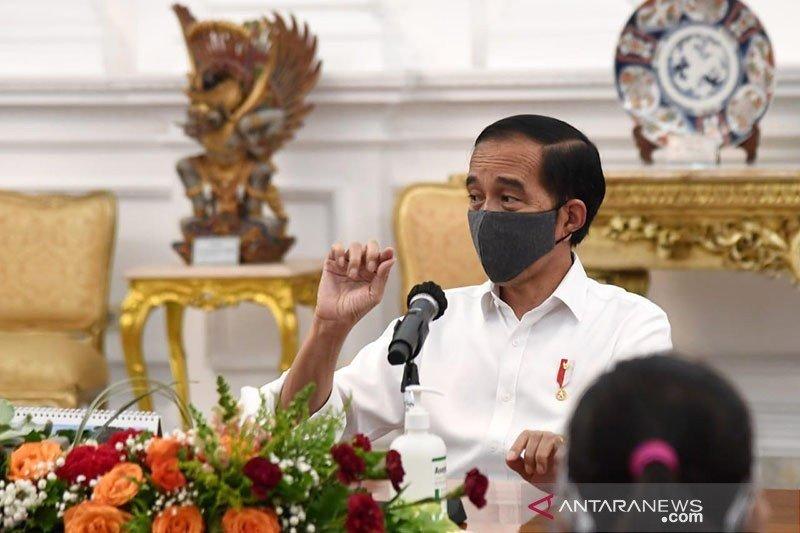 Presiden perintahkan  UMKM diberikan stimulus relaksasi secepatnya