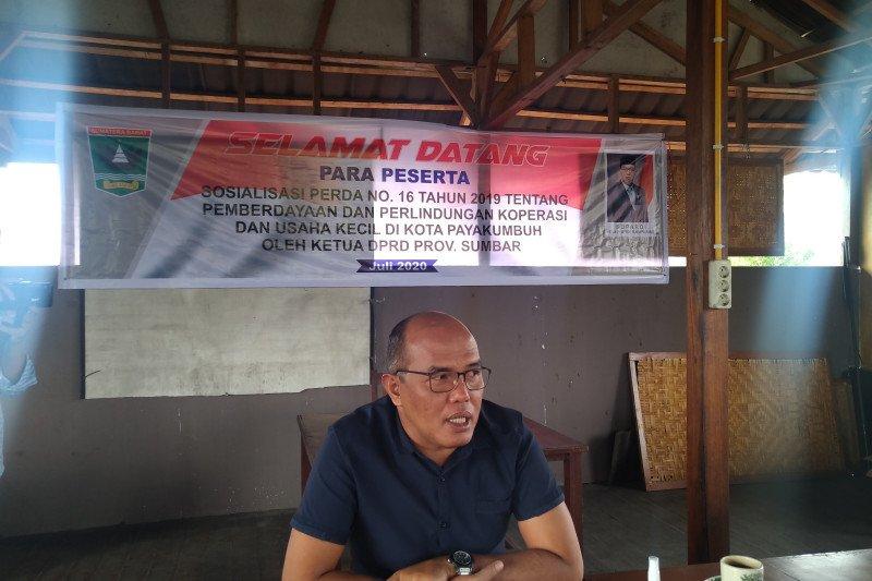 Ketua DPRD Sumbar minta koperasi jemput bola