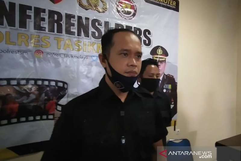 Polisi buru komplotan pencuri uang PNS Puskesmas di Tasikmalaya