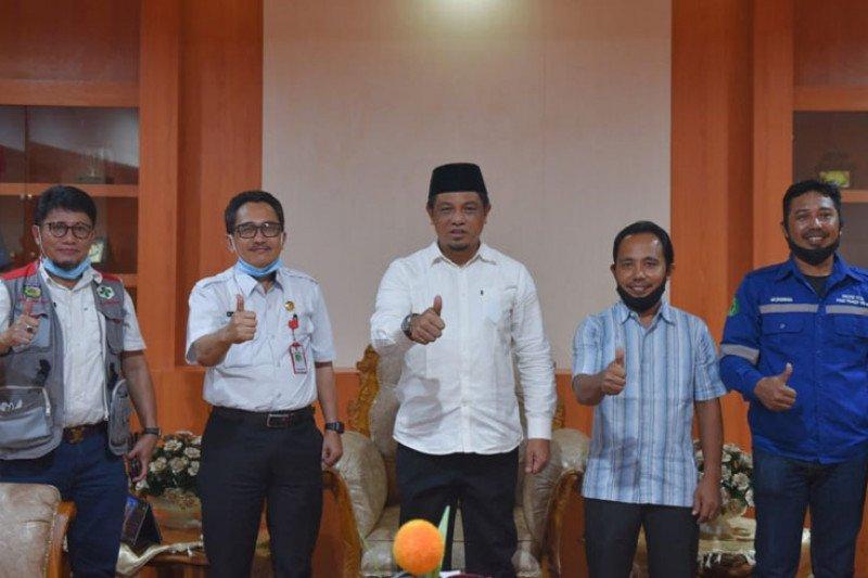 PT Poso Energy Bantu alat ventilator untuk RSU di Palu