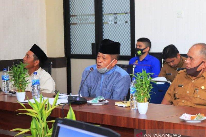 Berbagai fasilitas akan melengkapi Masjid Agung Kota Payakumbuh