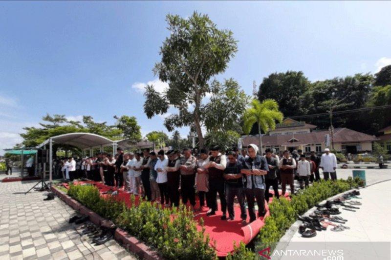 Warga Tanjungpinang dibolehkan shalat Idul Adha di masjid dan lapangan