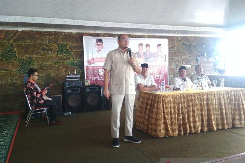 DPD Gerindra Sumbar belum ambil sikap terkait dugaan kasus hukum Ketua DPC Gerindra Pasaman Barat