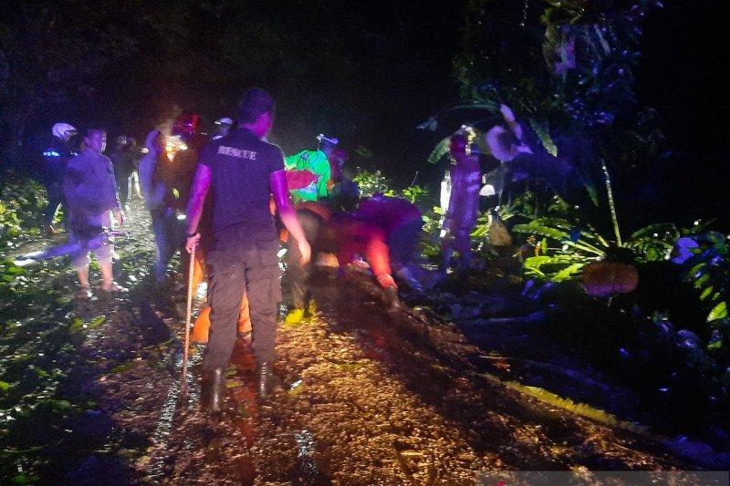 BPBD Padang Pariaman catat terjadi empat lokasi peristiwa bencana dari Rabu malam hingga Kamis pagi