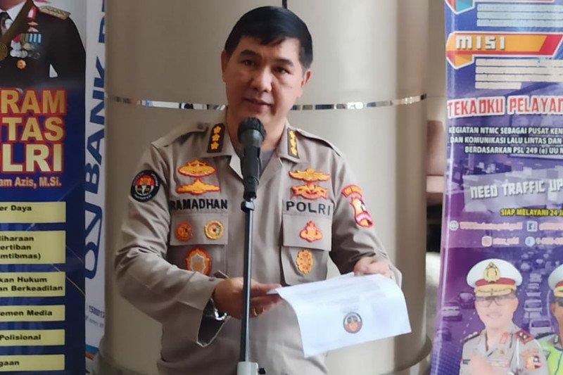 SPDP Brigjen Prasetijo terbit soal dugaan pidana pemalsuan surat