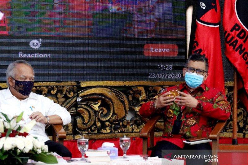 Putra Jokowi akan melawan kotak kosong di Pilkada Solo, ini respon PDIP