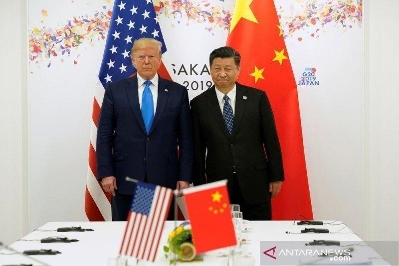 Trump katakan hubungannya dengan China memburuk setelah COVID-19