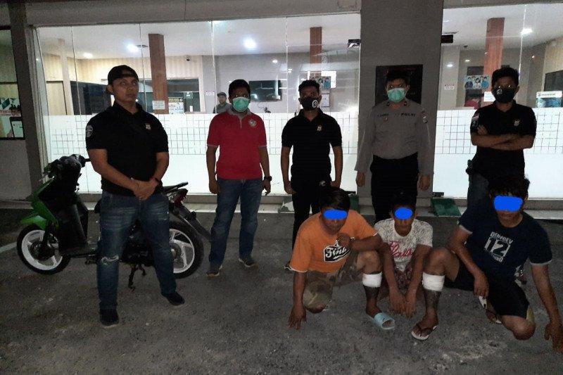 Timsus Maleo Polda Sulut ringkus komplotan pelaku curanmor