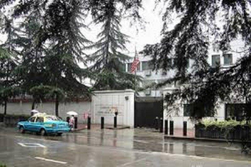 Konsulat AS di Chengdu, China ditutup