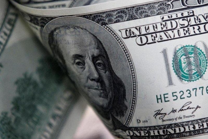 """Dolar tembus tertinggi dua minggu dipicu permintaan """"safe haven"""""""