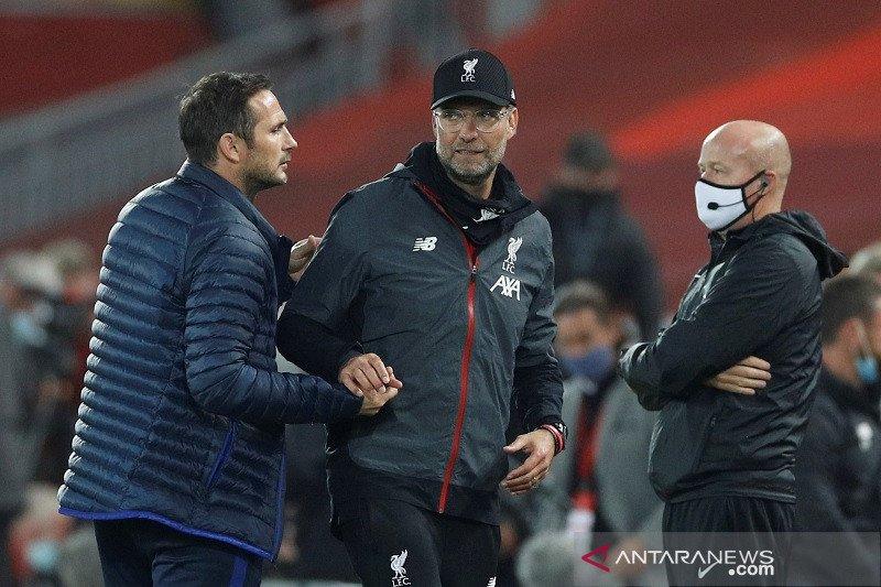 Juergen Klopp jawab tudingan arogansi Liverpool yang dilayangkan Lampard