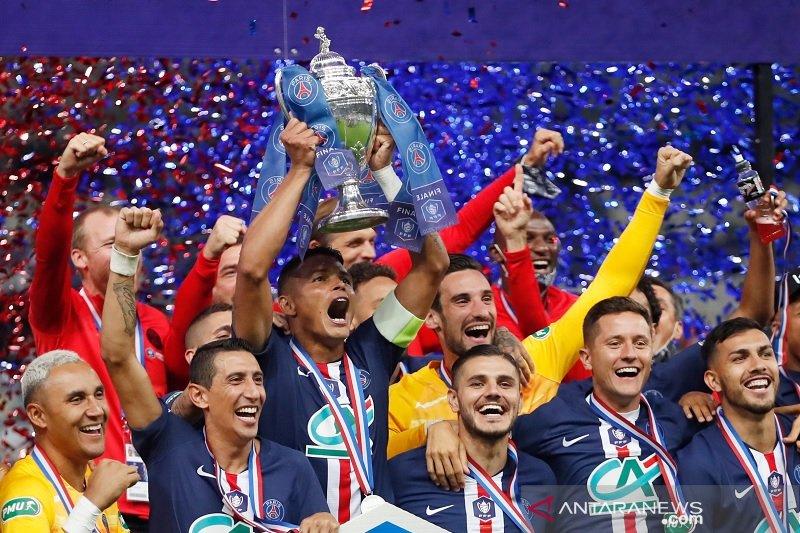 Daftar juara Piala Prancis: PSG kian berjaya kumpulkan 13 trofi