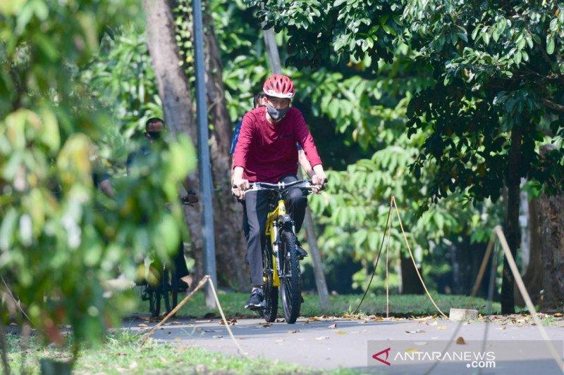 Presiden Jokowi dan Ibu Negara Iriana dipastikan negatif COVID-19