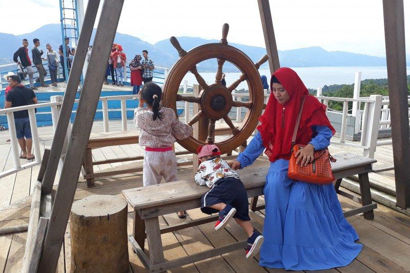 Kunjungan wisata ke Bukik Chinangkiek masih rendah