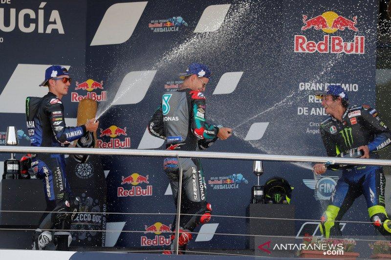 MotoGP batalkan agenda balapan grand prix di Argentina, Thailand, dan Malaysia