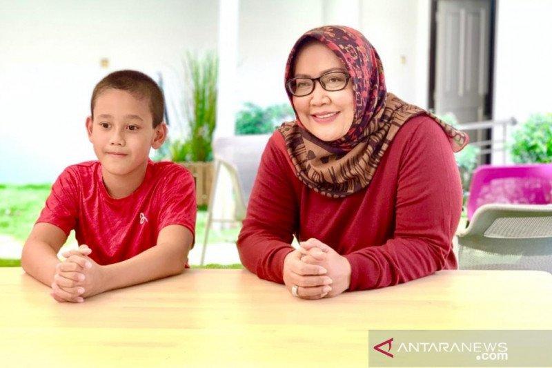 Bupati Ade Yasin sanjung petenis nasional usia 10 tahun asal Bogor