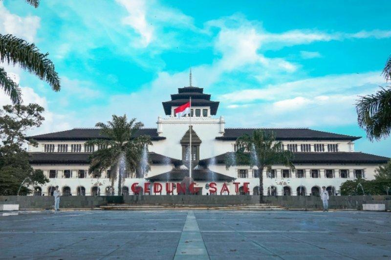 Gubernur Jawa Barat bangga dengan 100 tahun Gedung Sate