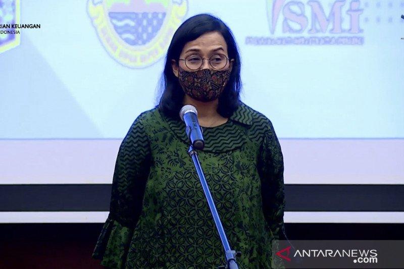 Sri Mulyani jelaskan kriteria Pemda terima dana pemulihan ekonomi nasional