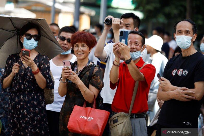 China:  Konsulat AS di Chengdu ditutup Senin pagi