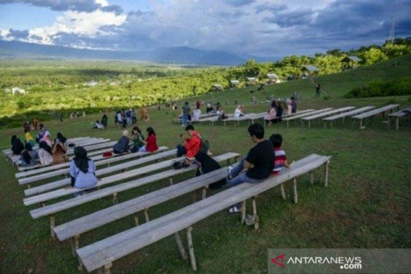 Pariwisata Sulteng  diupayakan pulih tahun depan