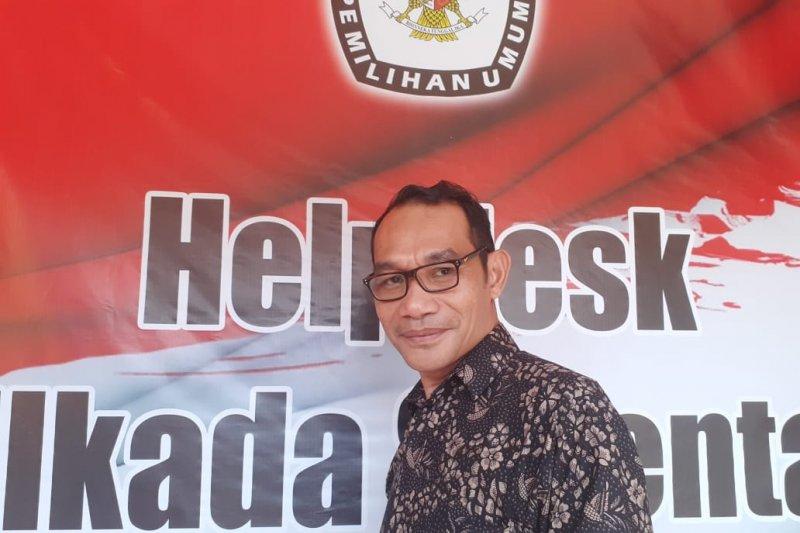 KPU Batam masih tunggu perbaikan dukungan  Rian Ernest-Yusiani