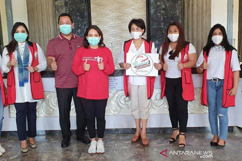 Pertiwi Semarang bantu warga terdampak COVID-19