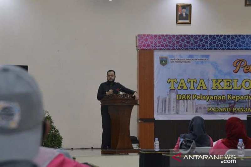 Pemkot Padang Panjang berikan pelatihan pengelolaan homestay pada pelaku usaha pariwisata