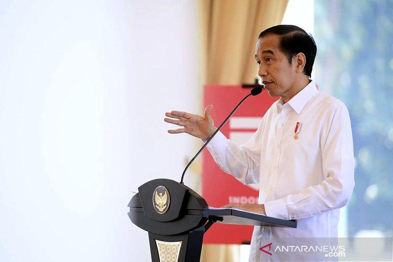 "Presiden Jokowi: Sosialisasi soal pencegahan ""stunting"" harus digencarkan"