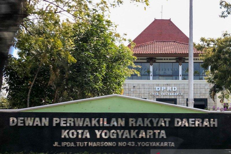 """DPRD Yogyakarta mewajibkan tamu kunjungan kerja bawa hasil """"rapid test"""""""