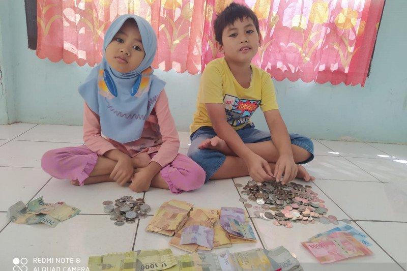 Bocah asal Palembang berkurban  dari hasil tabungan