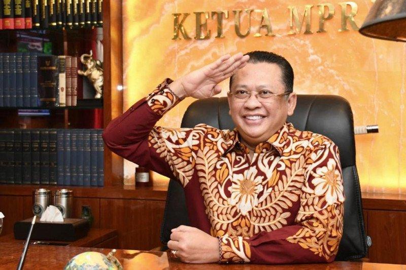 Ketua MPR sebut bintang jasa bukan semata keberhasilan pribadi