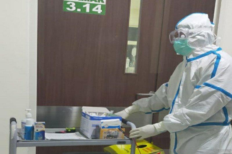 Misi perang melawan pandemi COVID-19 di Kalsel