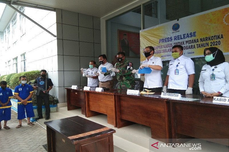 Pengedar narkoba asal Aceh  simpan sabu-sabu di anus