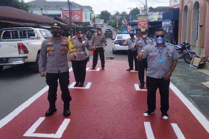 Dinas Perhubungan Barito usulkan lima lokasi  'traffic light'