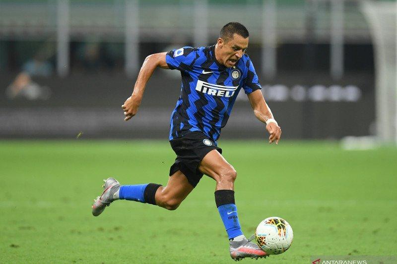Inter Milan ingin permanenkan pemain pinjamannya Alexis Sanchez