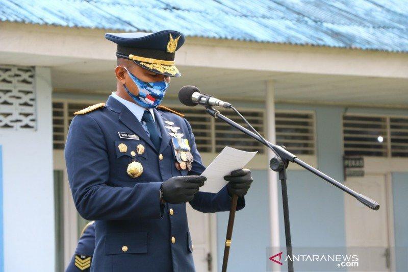 Pangkalan TNI AU Silas Papare Jayapura siap dukung adaptasi kebiasaan baru