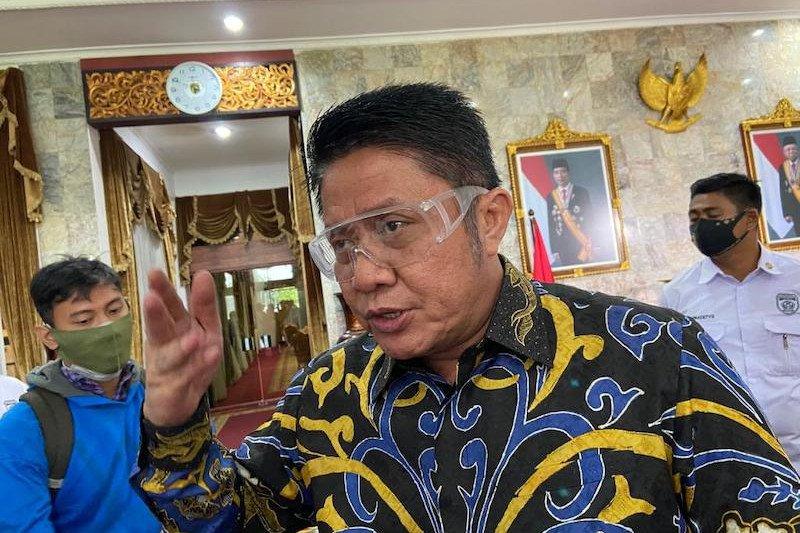 Sumsel siapkan pergub atur sanksi tidak pakai masker dan denda Rp500.000