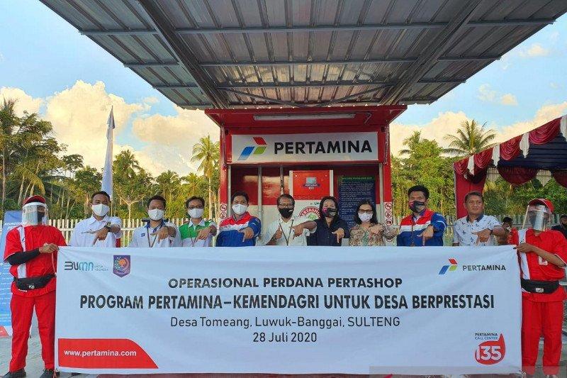 Kabupaten Banggai sasaran program Pertashop Pertamina