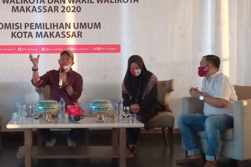 KPU Makassar temukan 67 ribu pemilih TMS saat coklit