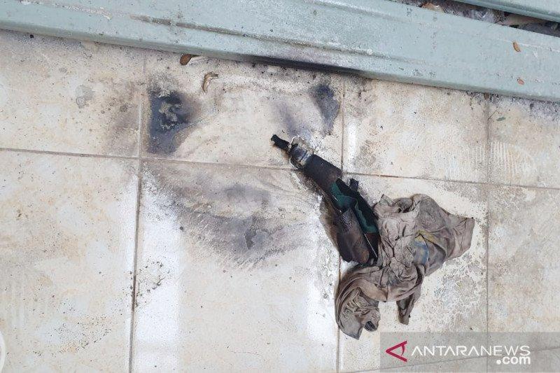 Sekretariat PDIP di Cileungsi menjadi sasaran bom molotov