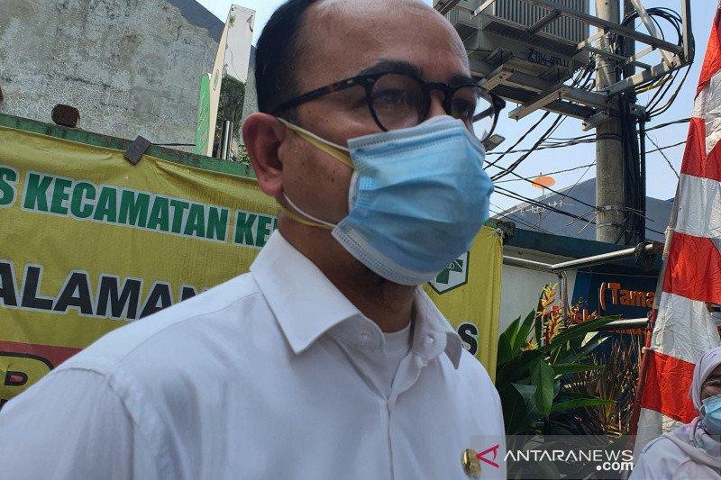 Kasus baru COVID-19 di Jakarta Pusat masih tinggi